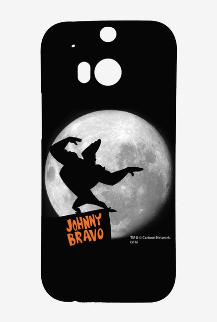 Johnny Bravo On The Moon Case for HTC One M8