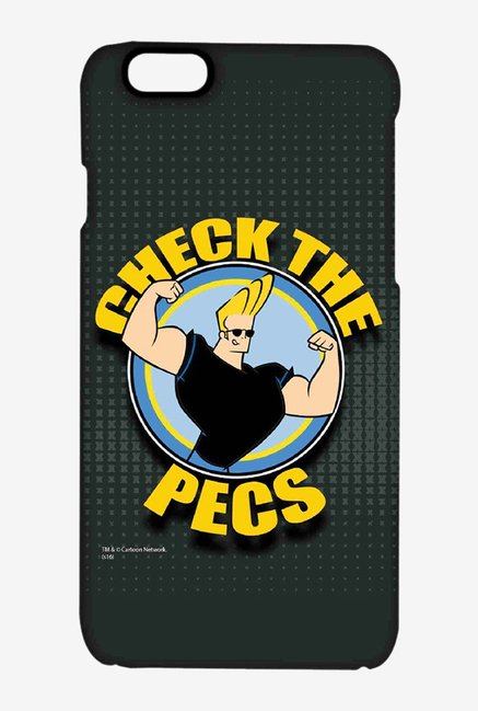 Johnny Bravo Check The Pecs Case for iPhone 6