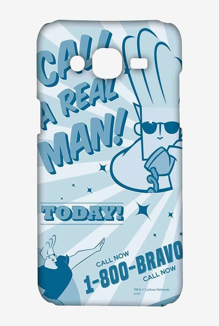 Johnny Bravo The Real Man Case for Samsung On7