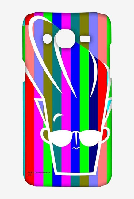 Rainbow Johnny Bravo Case for Samsung On7