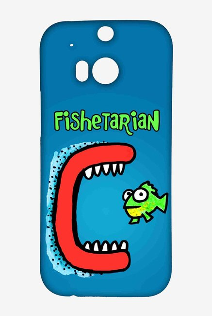 Kritzels Fishetarian Case for HTC One M8