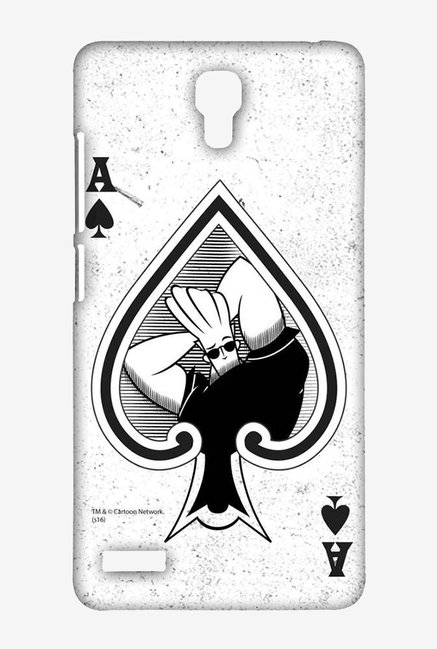 Johnny Bravo The Ace Case for Xiaomi Redmi Note 4G