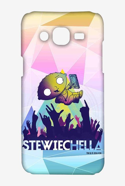 Family Guy Quahog Music Fest Case for Samsung On7