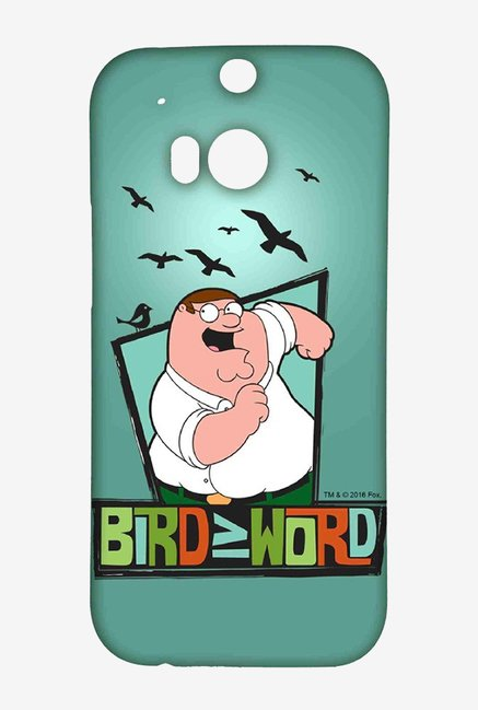 Family Guy Bird Word Case for HTC One M8
