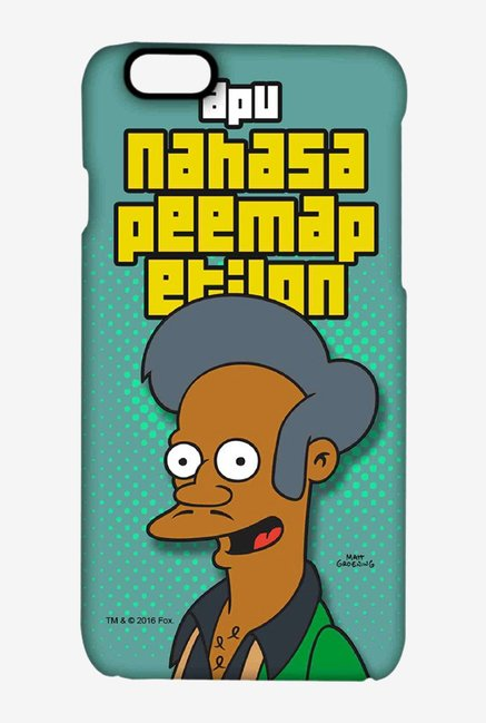 Simpsons Apu Case for iPhone 6