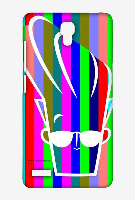 Rainbow Johnny Bravo Case for Xiaomi Redmi Note 4G