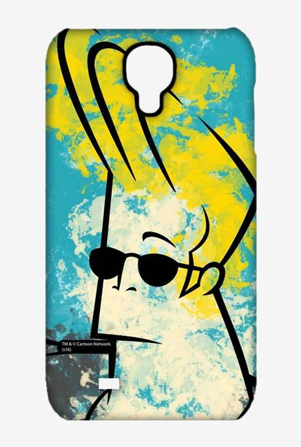 Shaded Johnny Bravo Case for Samsung S4