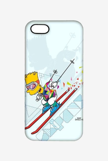 Simpsons Ski Punk Case for iPhone 5/5s