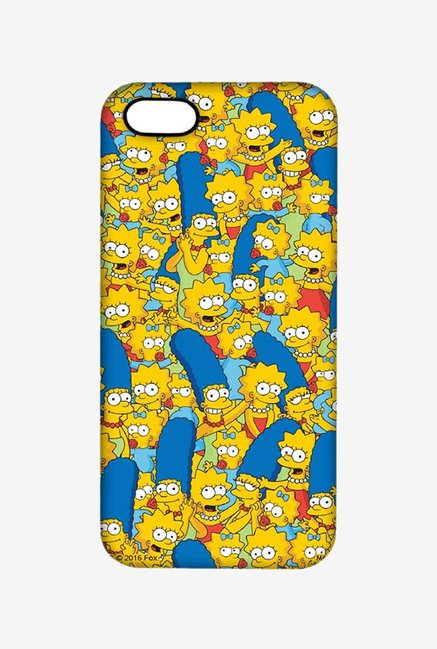 Simpsons Pattern Case for iPhone 5/5s