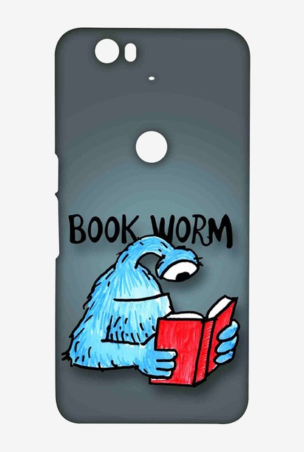 Kritzels Book Worm Case for Huawei Nexus 6P