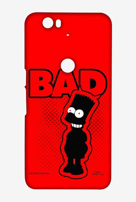 Simpsons Bad Case for Huawei Nexus 6P