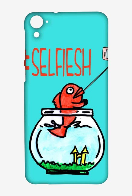 Kritzels Selfiesh Case for HTC Desire 826