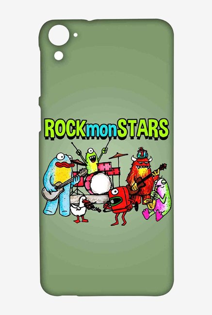Kritzels Rockmonstars Case for HTC Desire 826