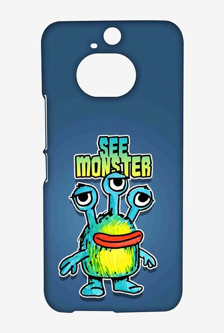 Kritzels See Monster Case for HTC One M9 Plus