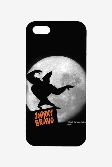 Johnny Bravo On The Moon Case for iPhone 5/5s