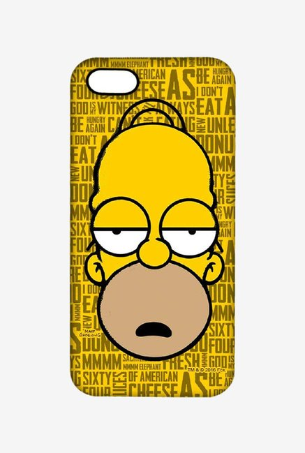 Simpsons Homer Says Case for iPhone 5/5s