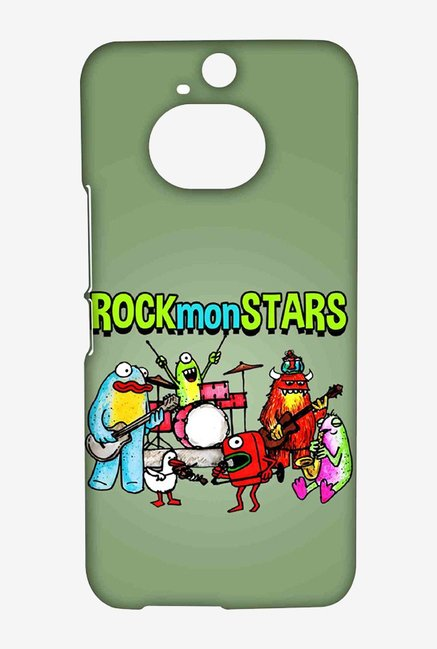 Kritzels Rockmonstars Case for HTC One M9 Plus
