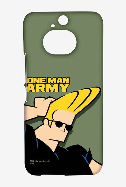 Johnny Bravo One Man Army Case for HTC One M9 Plus