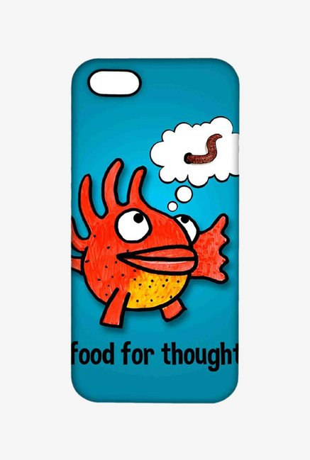 Kritzels Food For Thought Case for iPhone 5/5s