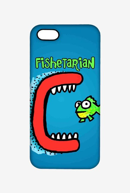 Kritzels Fishetarian Case for iPhone 5/5s