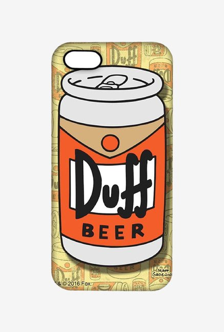 Simpsons Duff Beer Case for iPhone 5/5s