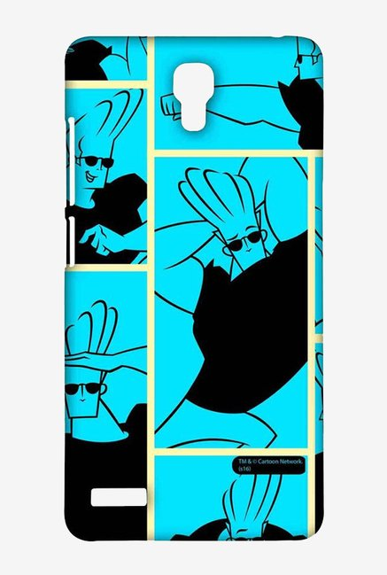 Johnny Bravo Camera Shy Case for Xiaomi Redmi Note Prime