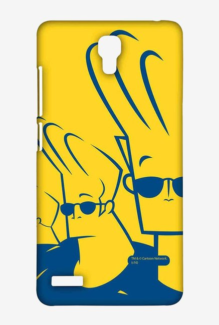 Johnny Bravo Different Poses Case for Redmi Note Prime