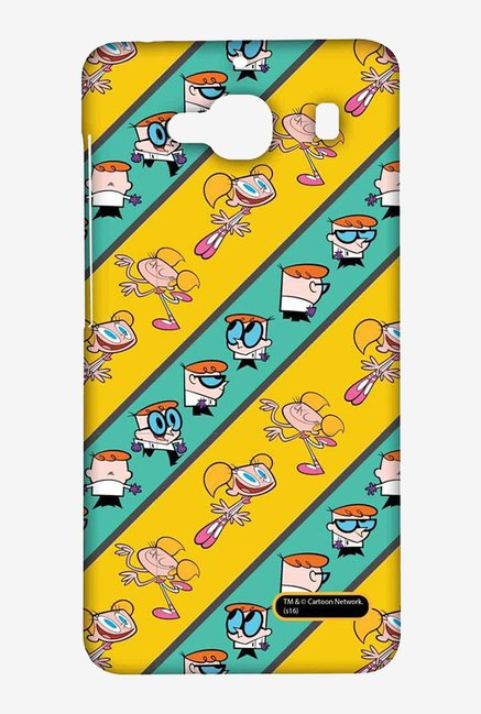 Dexter & Dee Dee See Stripes Case for Xiaomi Redmi 2 Prime