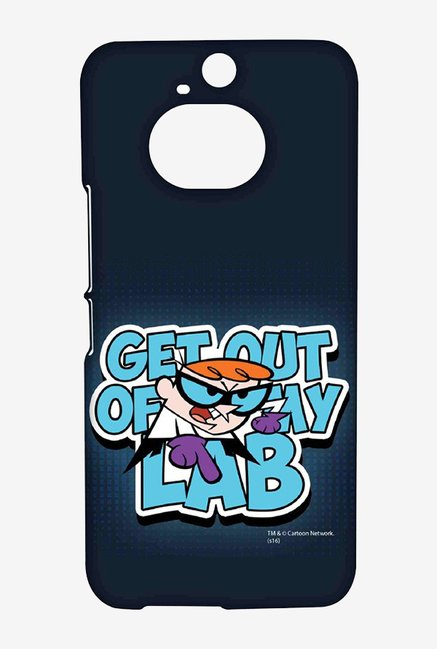 Dexter Get Out Of My Lab Case for HTC One M9 Plus