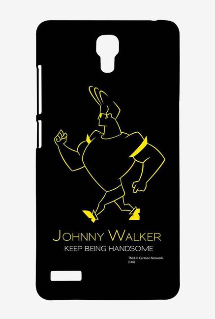 Johnny Walker Case for Xiaomi Redmi Note Prime