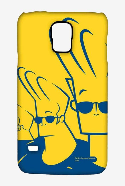 Johnny Bravo Different Poses Case for Samsung S5