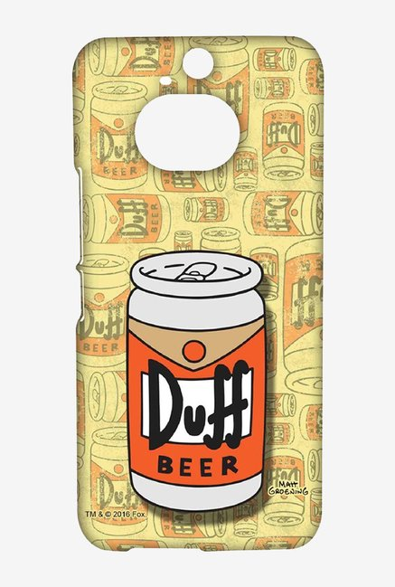 Simpsons Duff Beer Case for HTC One M9 Plus