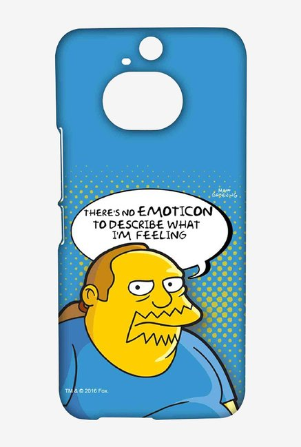 Simpsons Comic Guy Case for HTC One M9 Plus