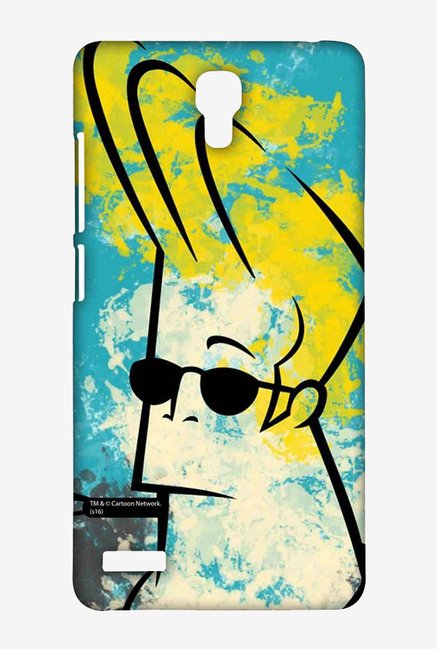 Shaded Johnny Bravo Case for Xiaomi Redmi Note Prime