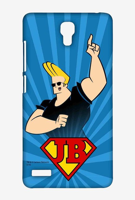 Super Johnny Bravo Case for Xiaomi Redmi Note Prime