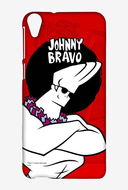 Johnny Bravo Hawaii Case for HTC Desire 820