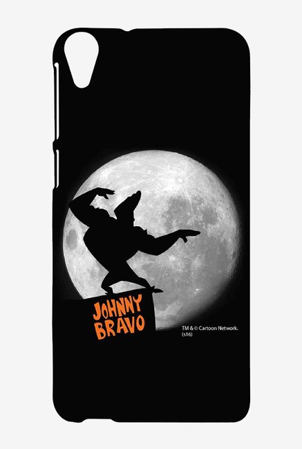 Johnny Bravo On The Moon Case for HTC Desire 820