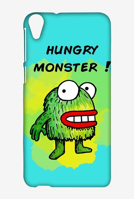 Kritzels Hungry Monster Case for HTC Desire 820