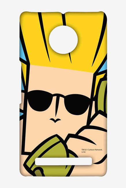 Johnny Bravo On The Phone Case for Yu Yuphoria