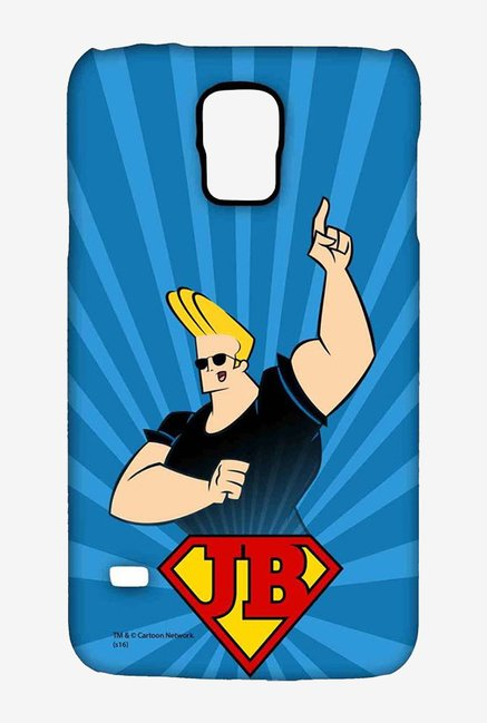 Super Johnny Bravo Case for Samsung S5