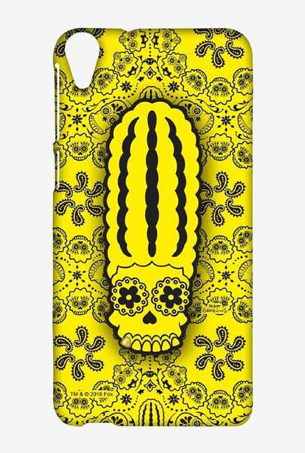 Simpsons Celtic Marge Case for HTC Desire 820