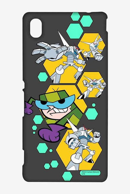 Dexter Robot Wars Case for Sony Xperia M4