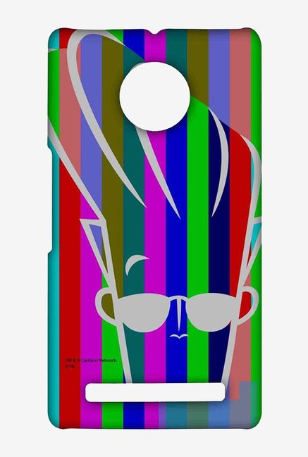 Rainbow Johnny Bravo Case for Yu Yuphoria