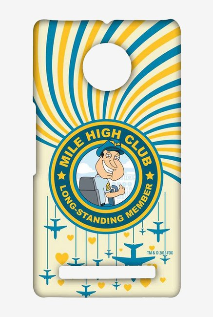 Family Guy Mile High Club Case for Yu Yuphoria