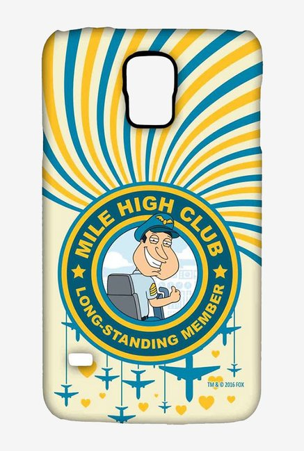Family Guy Mile High Club Case for Samsung S5