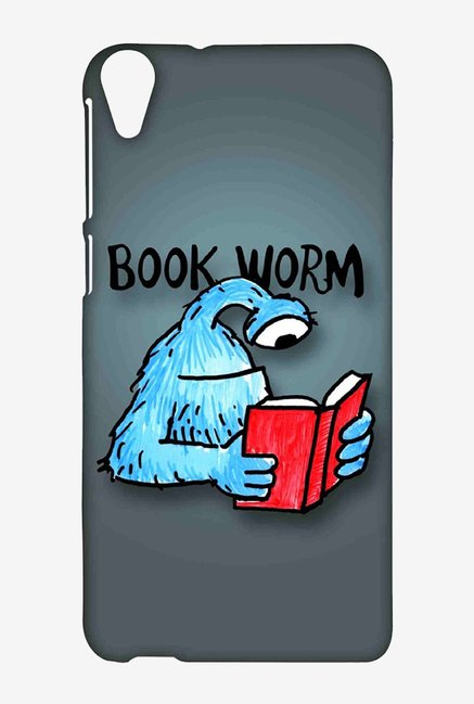 Kritzels Book Worm Case for HTC Desire 820