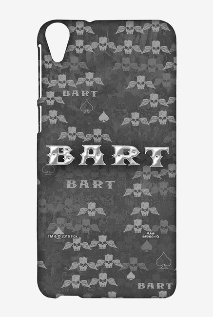 Simpsons Bart Wings Case for HTC Desire 820