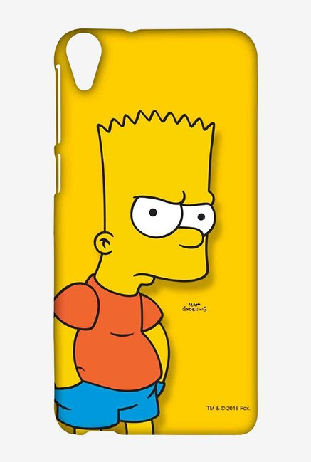 Bart Simpson Case for HTC Desire 820