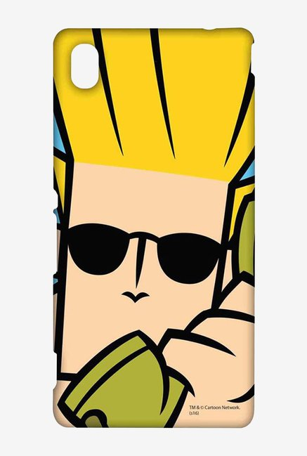 Johnny Bravo On The Phone Case for Sony Xperia M4