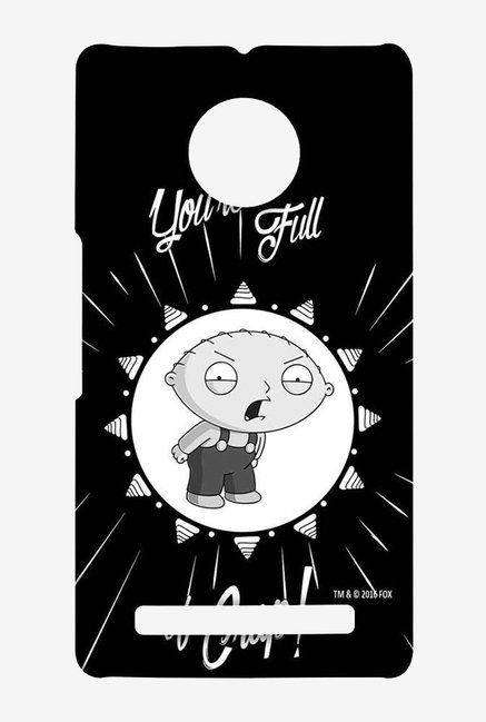 Family Guy You Sir Are Full Of It Case for Yu Yuphoria